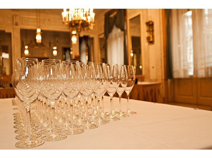 Velká degustace Champagne R&L Legras Grand Cru Obecní dům 25.10.2017
