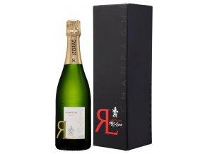 Dárková krabice R&L Legras na Champagne-coffret