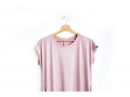 CZCHTS Šaty růžové