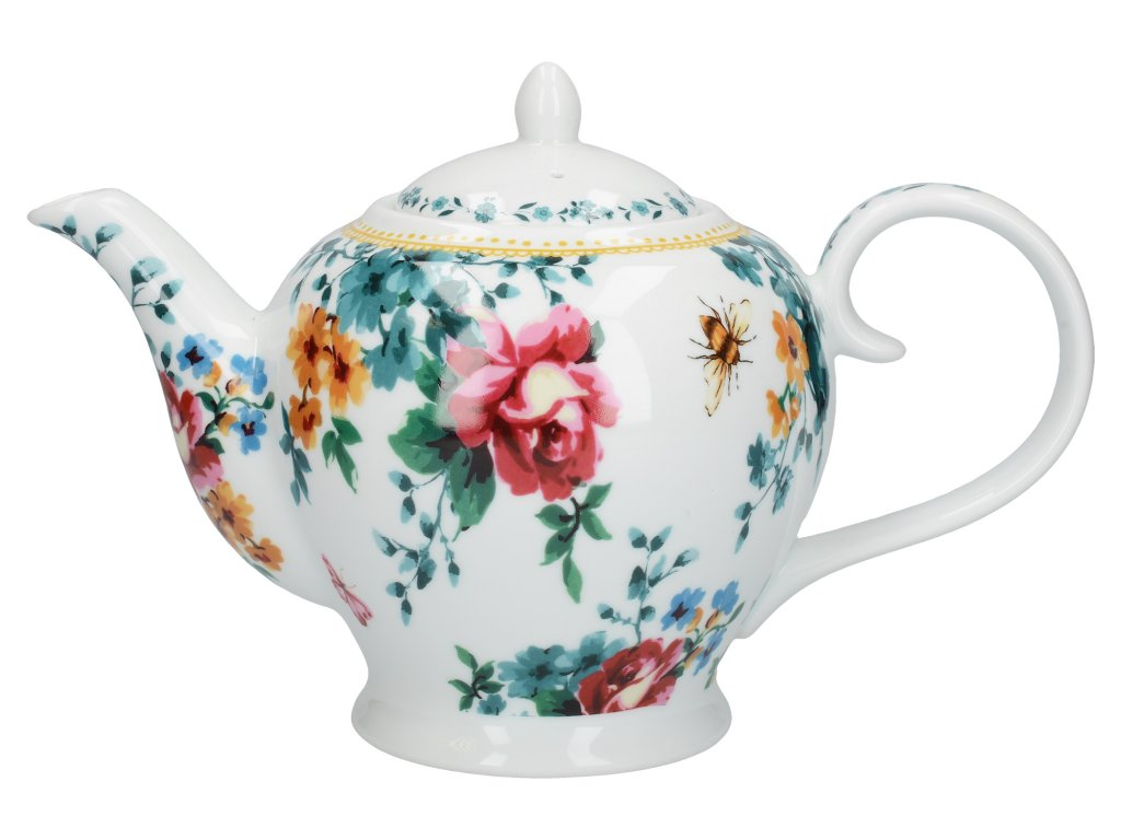 Creative Tops - Porcelánová konev Bohemian Spirit od Katie Alice - 1200 ml