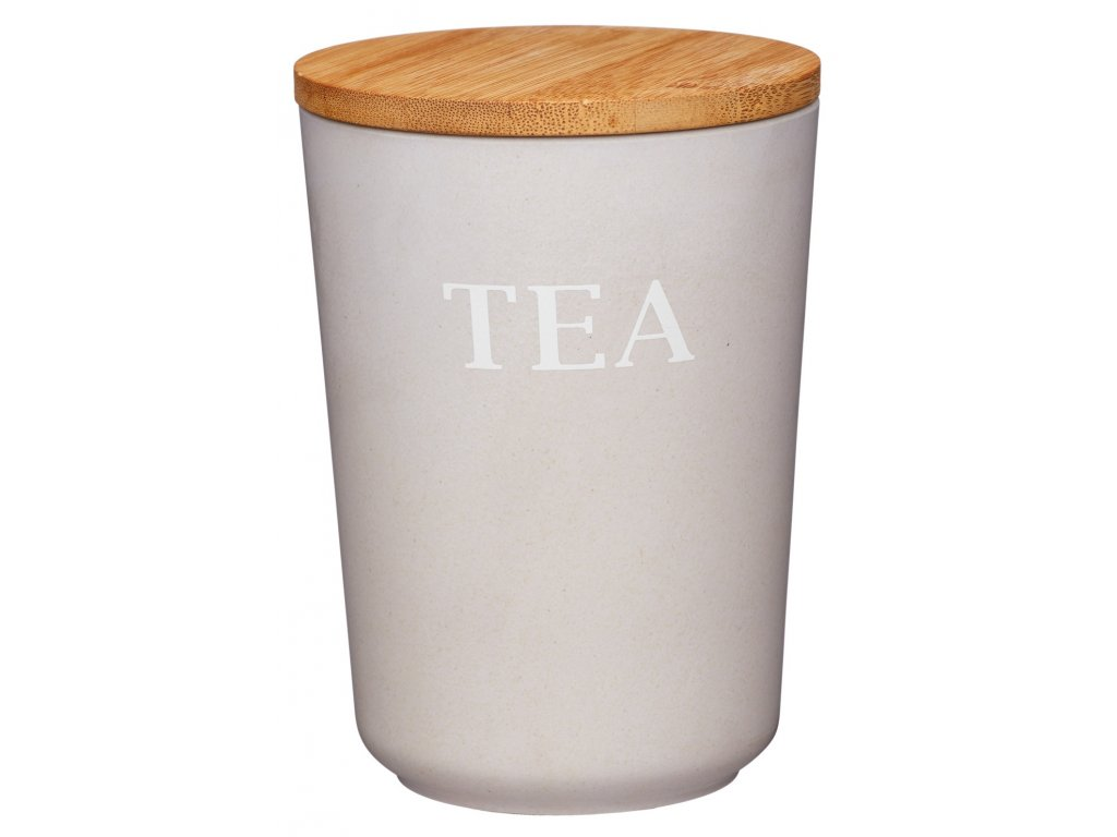 Kitchen Craft - Dóza na čaj z bambusového vlákna
