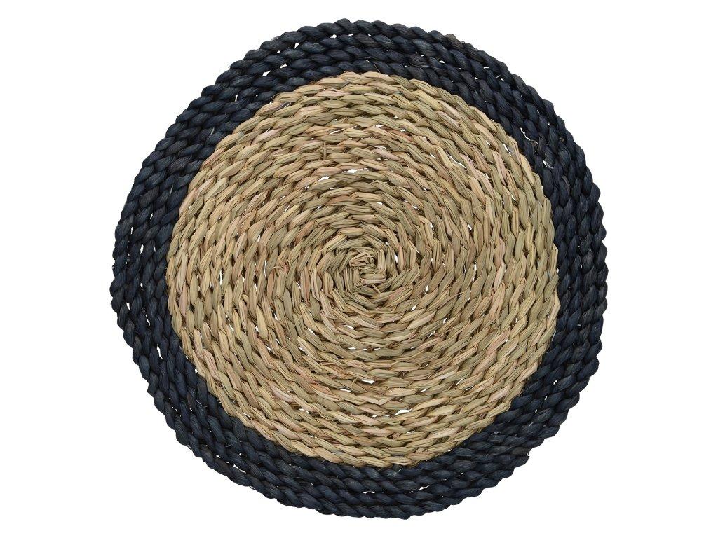 Kulaté prostírání Naturals Woven Grass