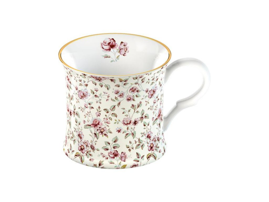 Creative Tops - Porcelánový hrnek White Floral - 250 ml