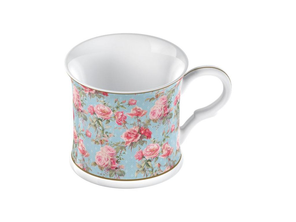 Creative Tops - Porcelánový hrnek Rose Queen Palace Mugs ve Vintage stylu - 230 ml