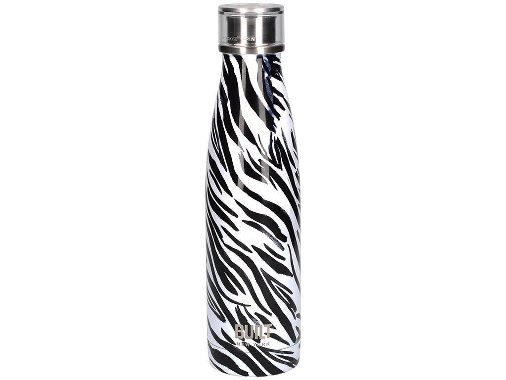 Creative Tops - Láhev na vodu Built Zebra - 480ml