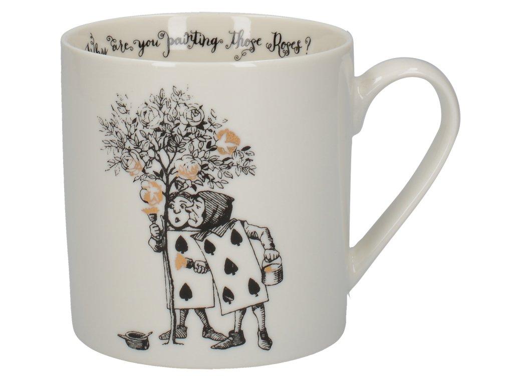 Creative Tops - Porcelánový hrnek Alice in Wonderland Gardeners - 350 ml