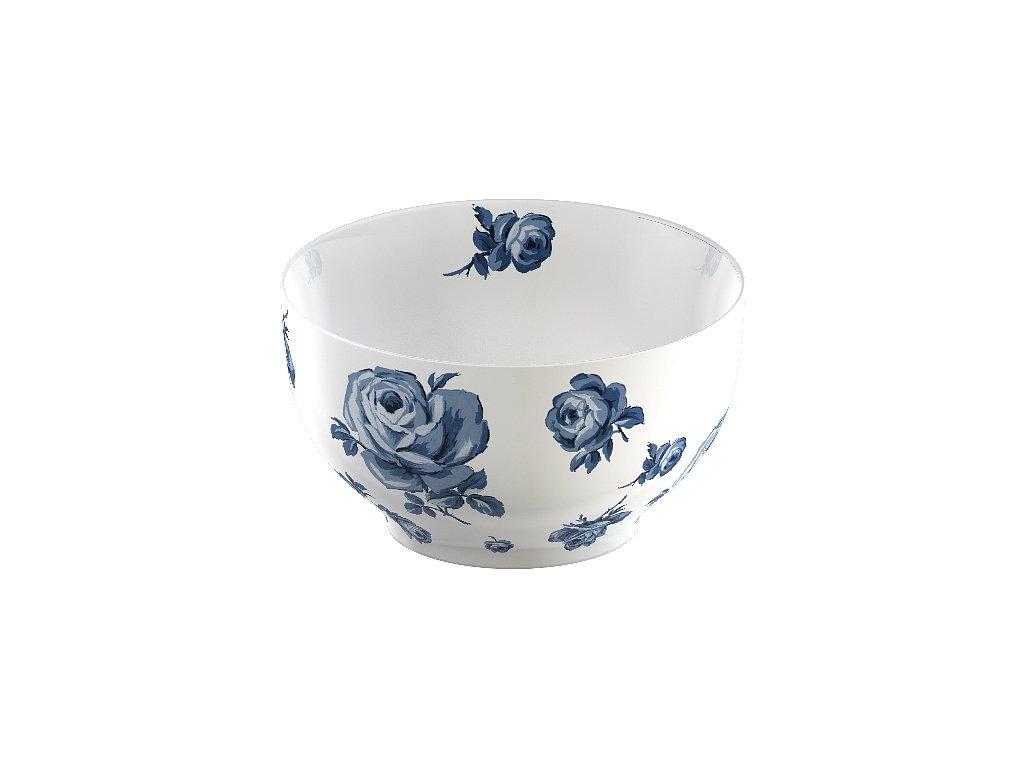 Creative Tops - Porcelánová mísa Vintage Indigo Floral /16*16*8,5 cm/