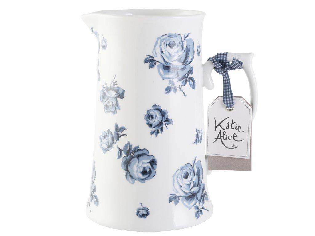Creative Tops - Porcelánový džbán Vintage Indigo od Katie Alice - 1100 ml