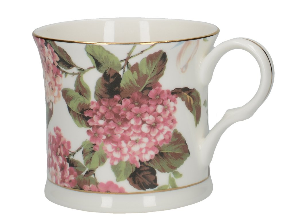 Creative Tops - Porcelánový hrnek Summer Hyndrangea Palace Mug - 275 ml