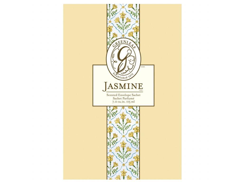 Greenleaf - Vonný sáček Jasmine