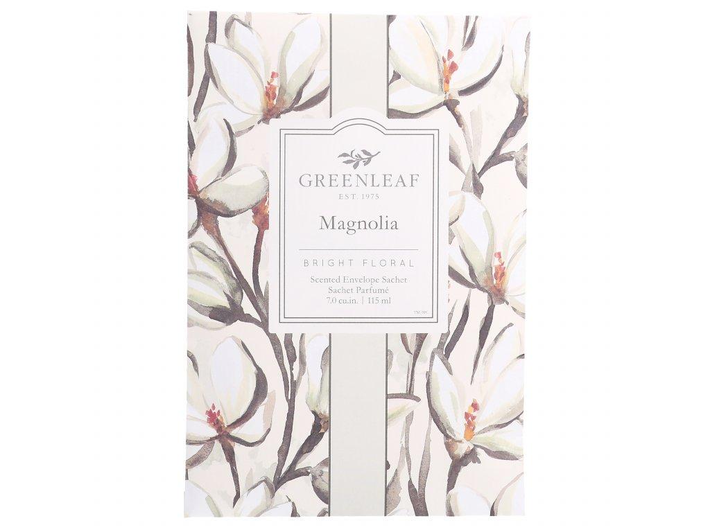 Greenleaf - Vonný sáček Magnolia