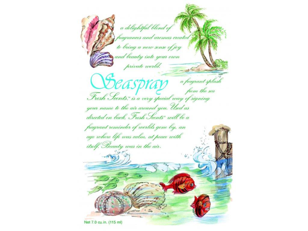 Fresh Scents WillowBrook - Vonný sáček Seaspray