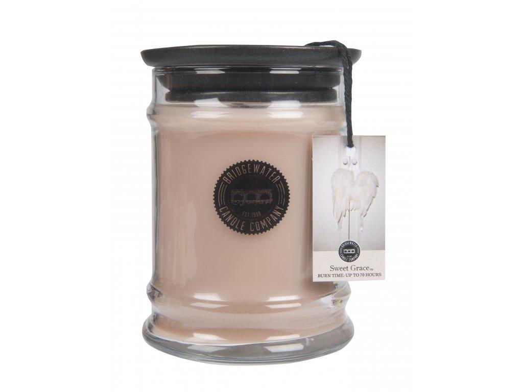 Bridgewater Candles - Vonná svíčka Sweet Grace /andělská křídla/ malá