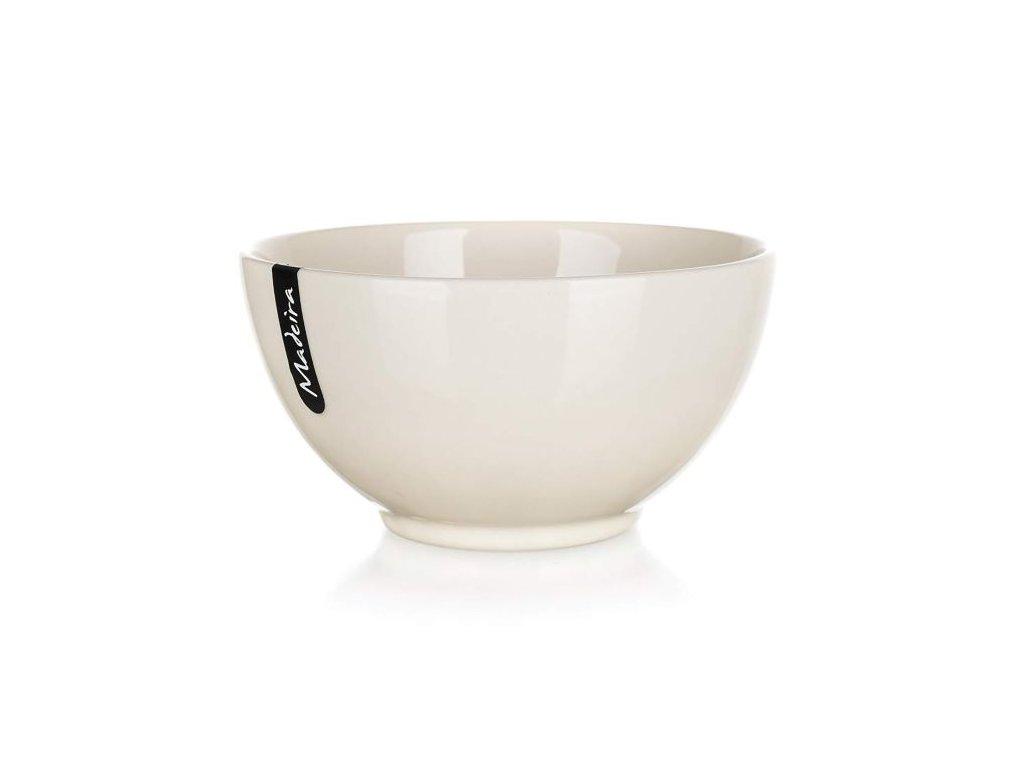 Miska - miska d14,5cm MADEIRA natural, keramika