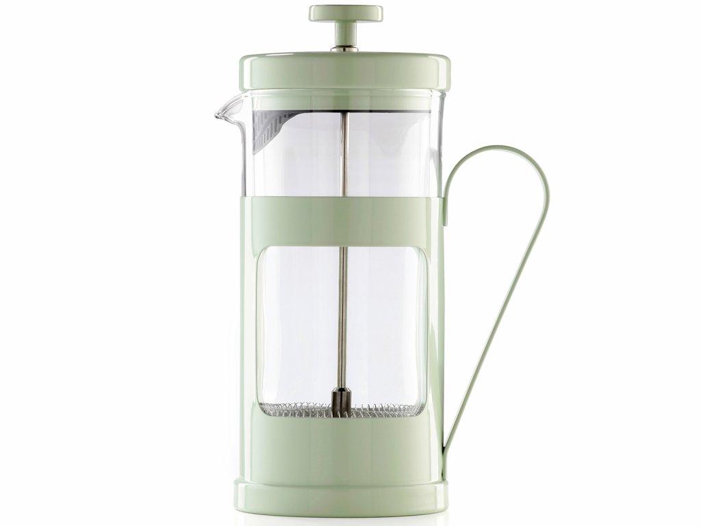 Creative Tops - Konev s filtrem na kávu Monaco pistáciová /16*10*24 cm/