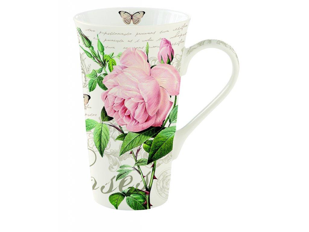 Easy Life - Porcelánový hrnek velký Jardin Botanique - 600 ml