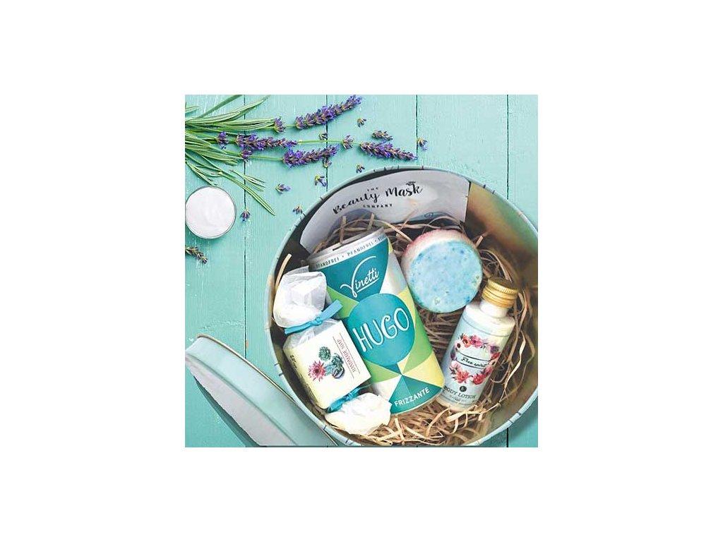 Bohemia Gifts Dárkový box pro ženu - zasloužený relax