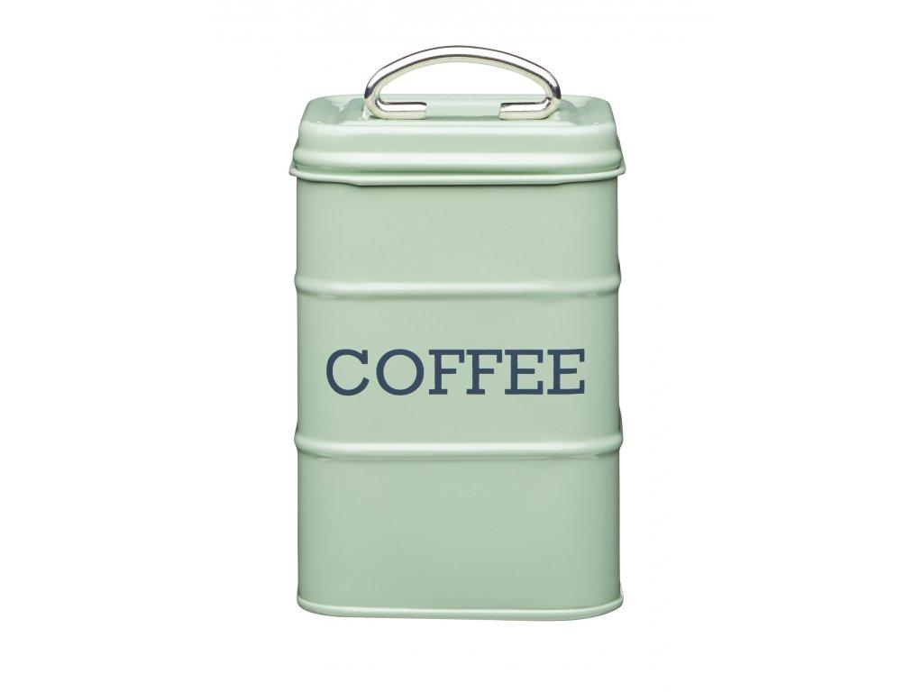 Kitchen Craft - Plechová dóza Living Nostalgia na kávu