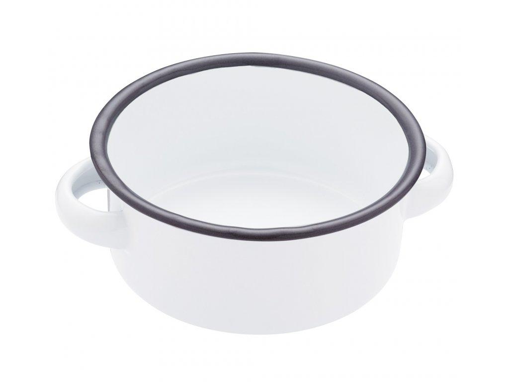 Kitchen Craft - Smaltovaná servírovací miska Living Nostalgia velká /18*18*5 cm/