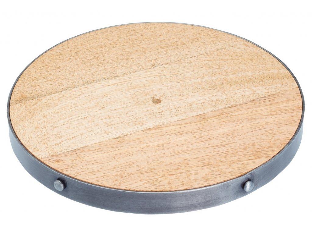Dřevěná podložka pod konev Industrial Kitchen