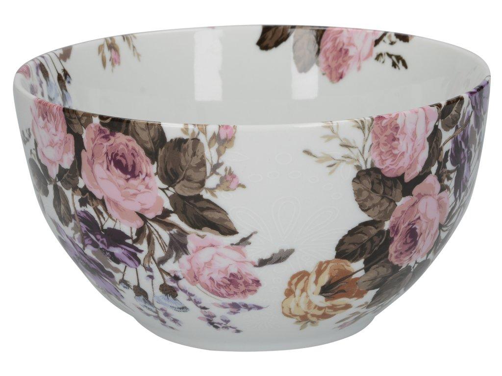 Creative Tops - Porcelánová miska Wild Apricity od Katie Alice - /14,5*14,5*15 cm/