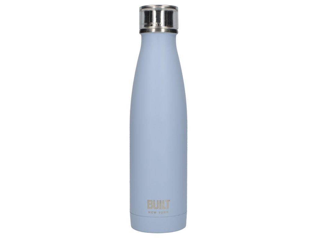 Creative Tops - Láhev na vodu Built světle modrá - 480ml