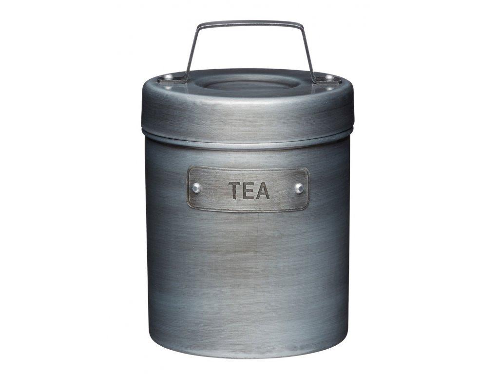 Kitchen Craft - Kovová dóza na čaj Industrial Kitchen