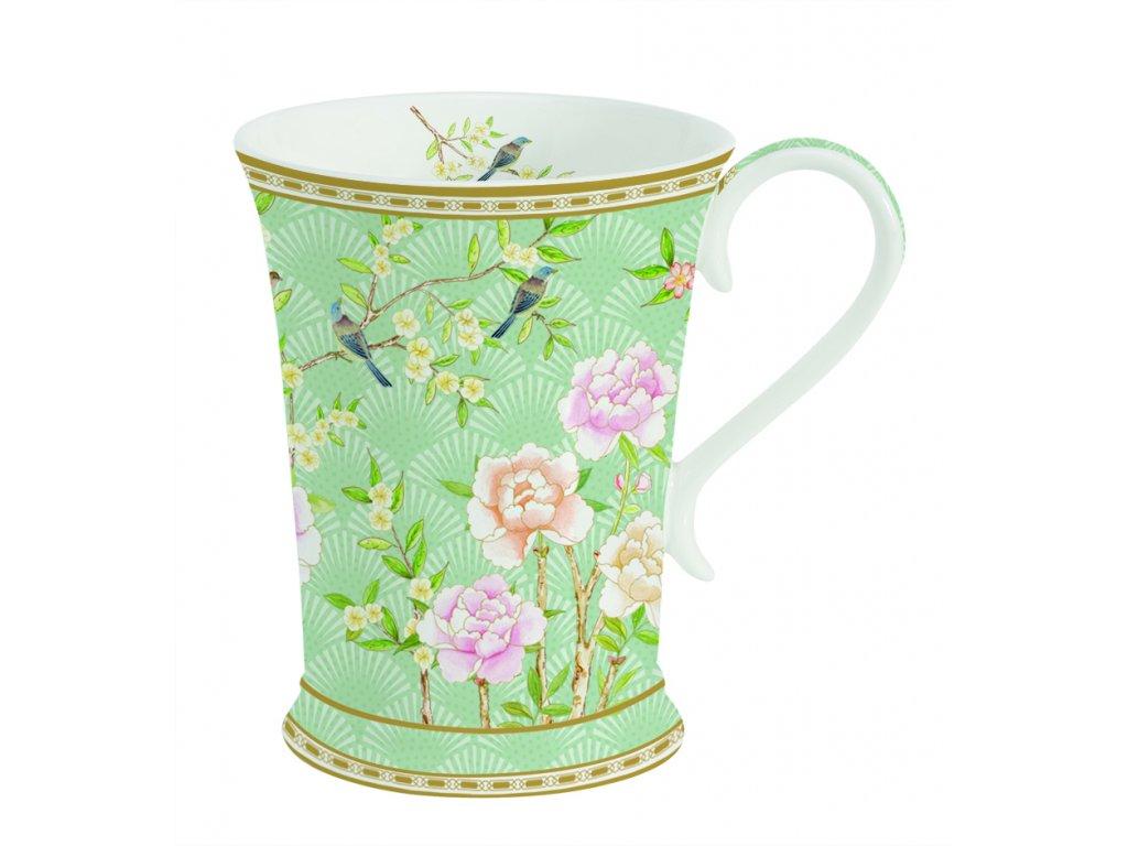 Easy Life - Porcelánový hrnek Palace Garden Aqua - 270 ml