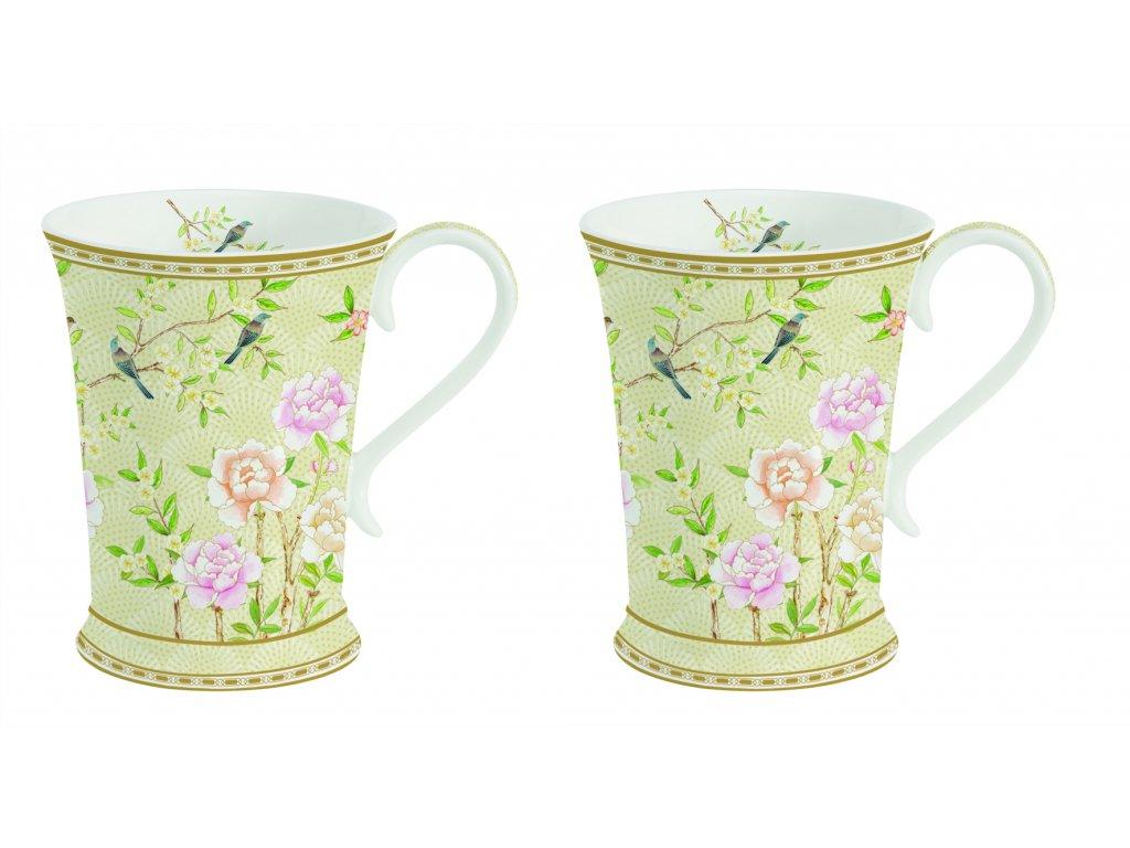 Easy Life - Porcelánové hrnky Palace Garden Fresco - 2*270 ml