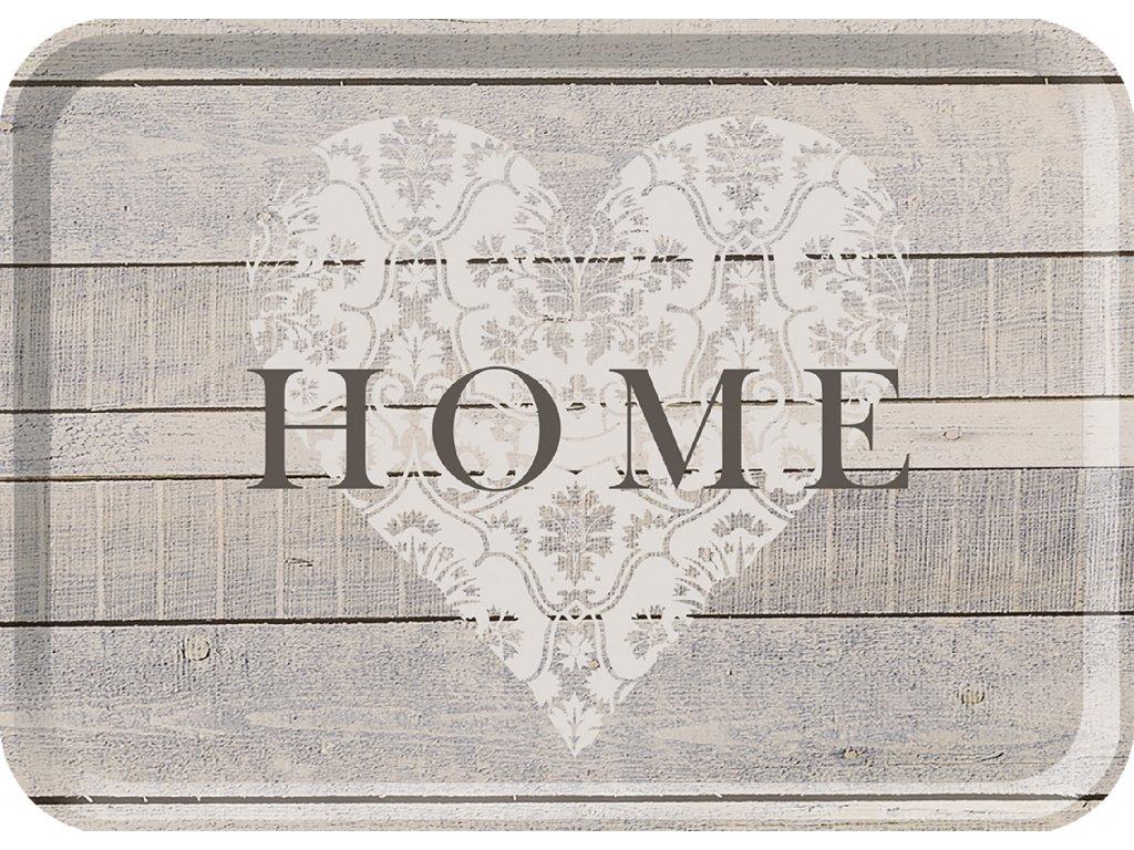 Creative Tops - Melaminový tác Home malý - 39x20 cm