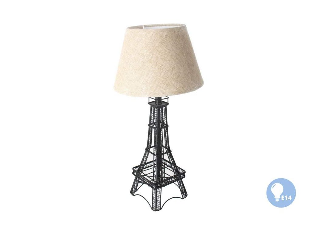 IN - Stolní lampa EIFFEL TOWER - small - /22*45cm/
