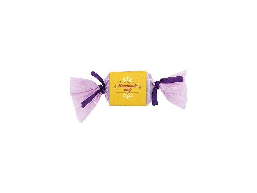 Bohemia Gifts Ručně vyráběné levandulové mýdlo 30 g - Follow Dreams