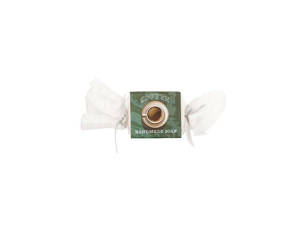 Bohemia Gifts Ručně vyráběné mýdlo 30 g s kofeinem Coffee