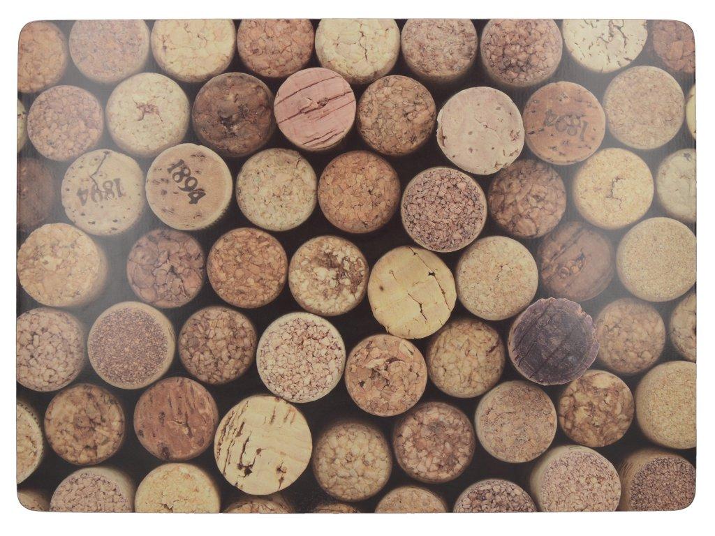 Creative Tops - Korkové prostírání Cork velké /40*29 cm/ - 4 ks v balení