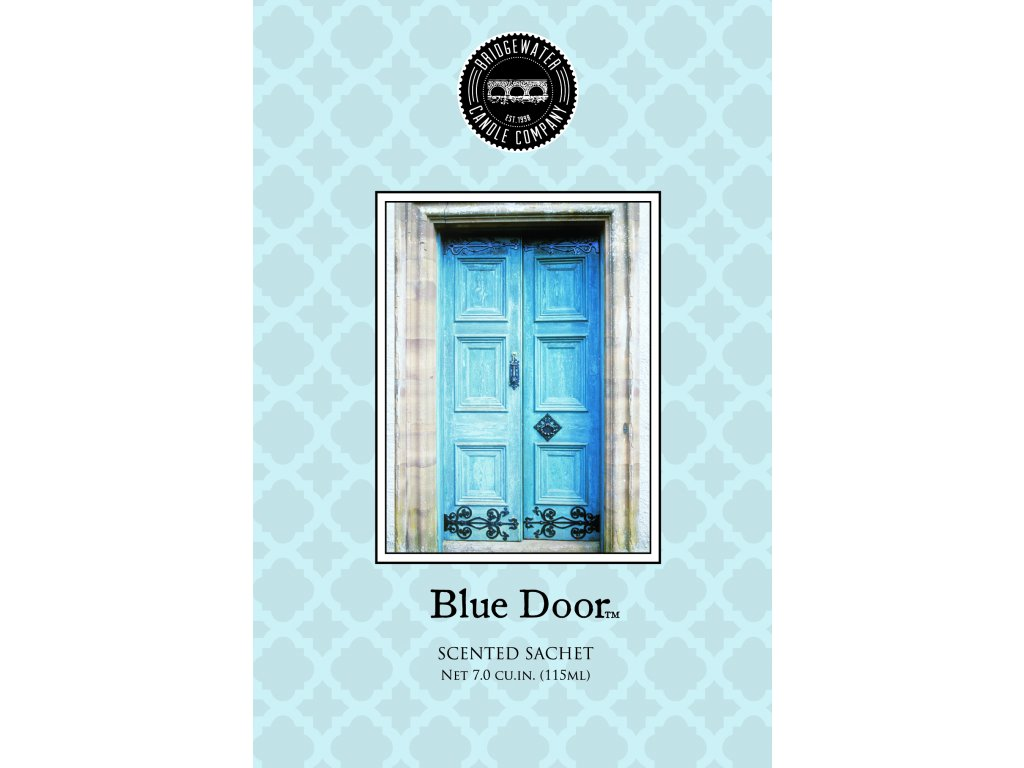 Bridgewater Candles - Vonný sáček Blue Door