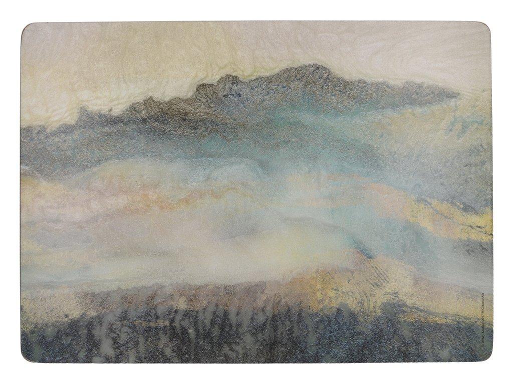 Creative Tops - Korkové prostírání Lustre Mineral velké /40*29 cm/