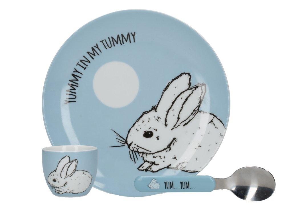 Creative Tops - Dětský jídelní set Bunny
