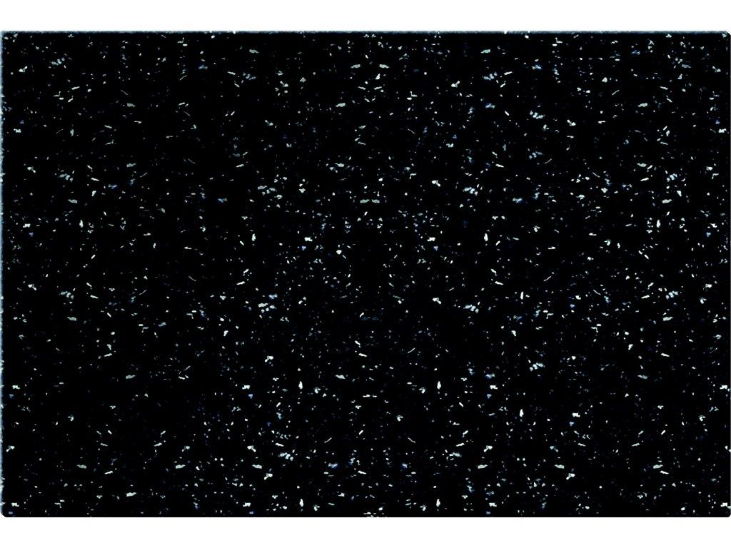 Creative Tops - Granitové prostírání Naturals Black Granite /29,5*21 cm/ - 2 ks v balení