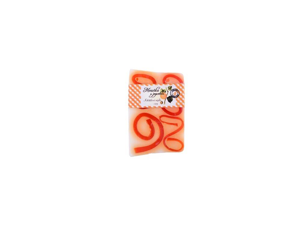 Produkt Křišťálové mýdlo 150g meruňka