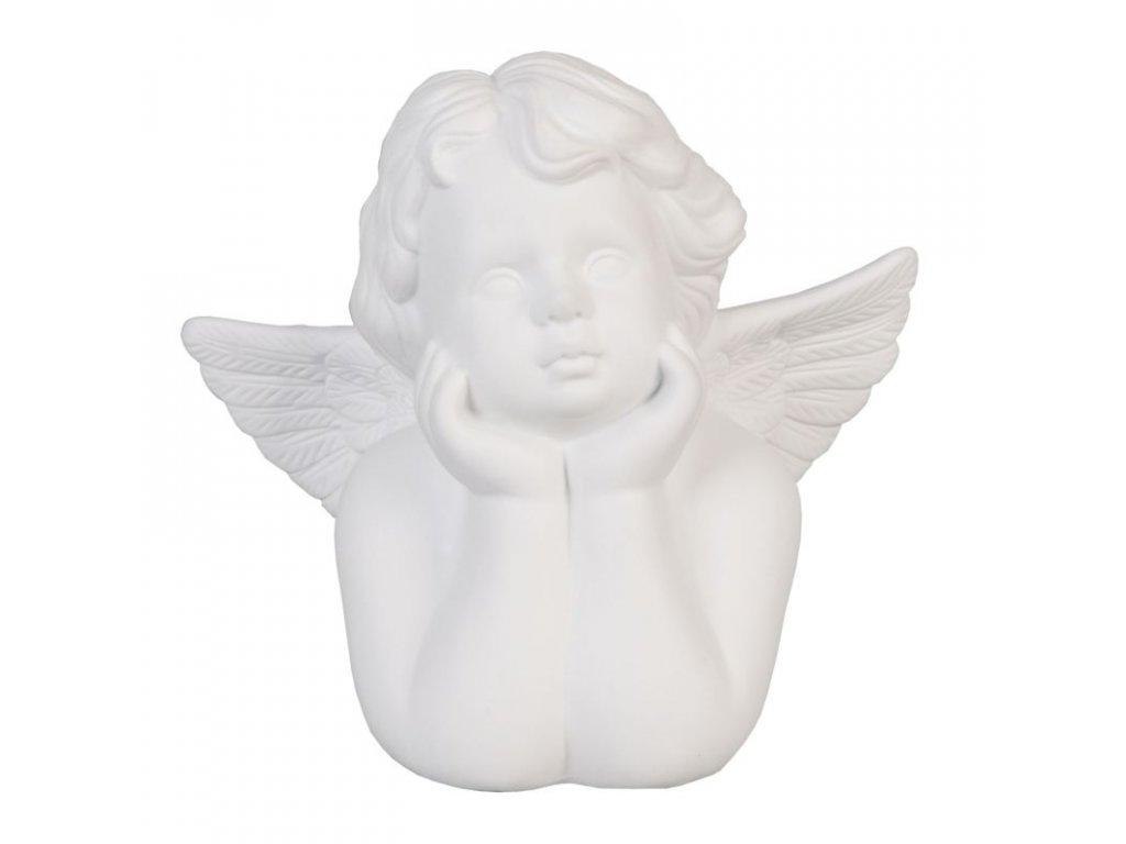 Stolní lampa ANGEL /anděl/ - 25*13*24 cm