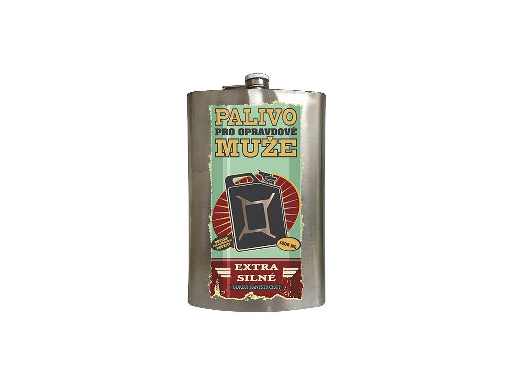 Bohemia Gifts Placatka na alkohol 1,8 l - palivo
