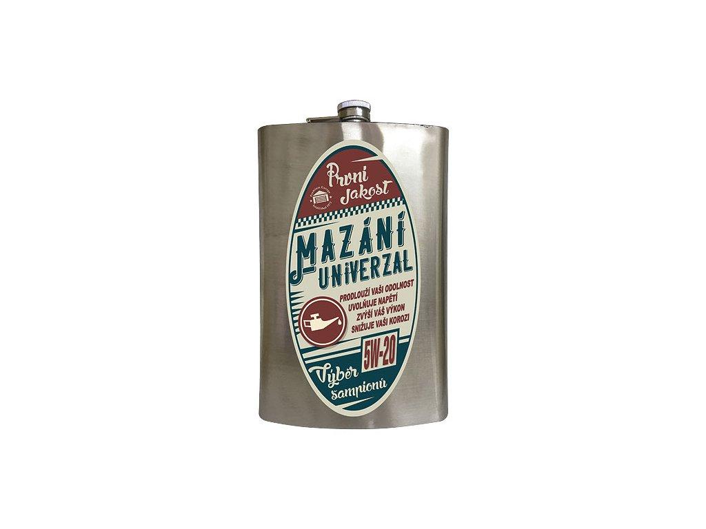 Bohemia Gifts Placatka na alkohol 1,8 l - mazání