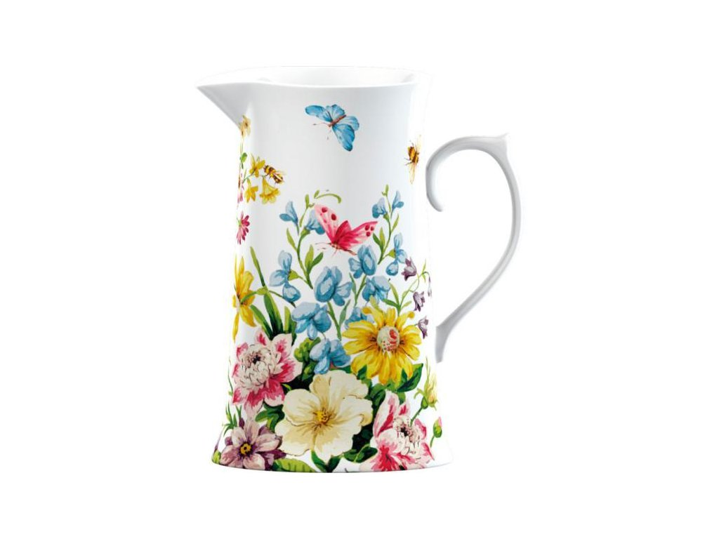 Creative Tops - Porcelánový džbán English Garden od Katie Alice - 950 ml