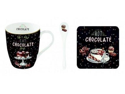 Easy Life - Dárková sada Hot Chocolate - 350 ml