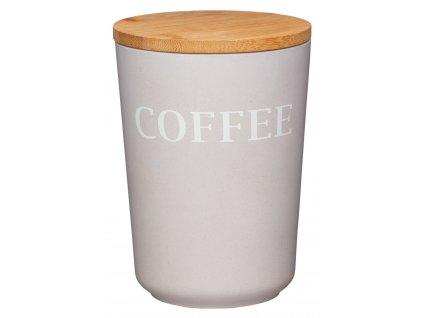 Kitchen Craft - Dóza na kávu z bambusového vlákna