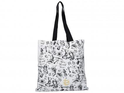 Creative Tops - Bavlněná taška Alice In Wonderland /38*43 cm/