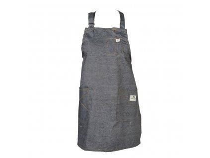 Clayre & Eef - Kuchyňská zástěra - 70*65 cm