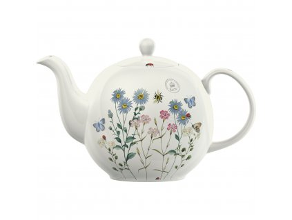 Creative Tops - Keramická konvice na čaj Meadow Bugs /15,2*25*13 cm/
