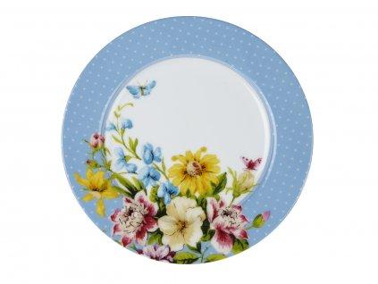 Creative Tops - Dezertní porcelánový talíř English Garden od Katie Alice - 20*20  cm