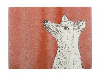 Creative Tops - Skleněné krájecí prkénko Into The Wild - 40*30 cm